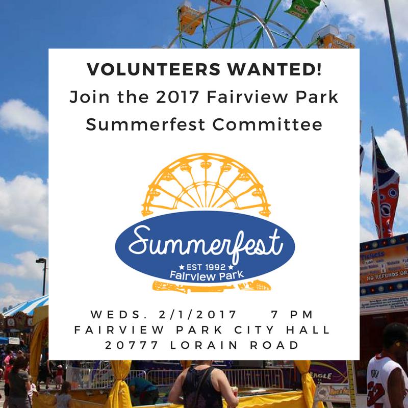 volunteers-wantedjoin-the-2017-fairview-park-summerfest-committee